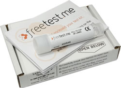 freetest.me Urine Test Kit